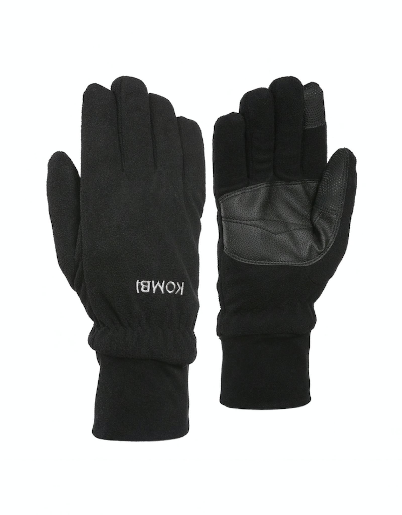 Kombi The Windguardian Jr Glove Black