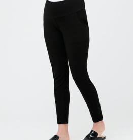 Ripe Maternity Super Soft Scuba Pant, Black