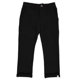Me & Henry Black Jersey Pants