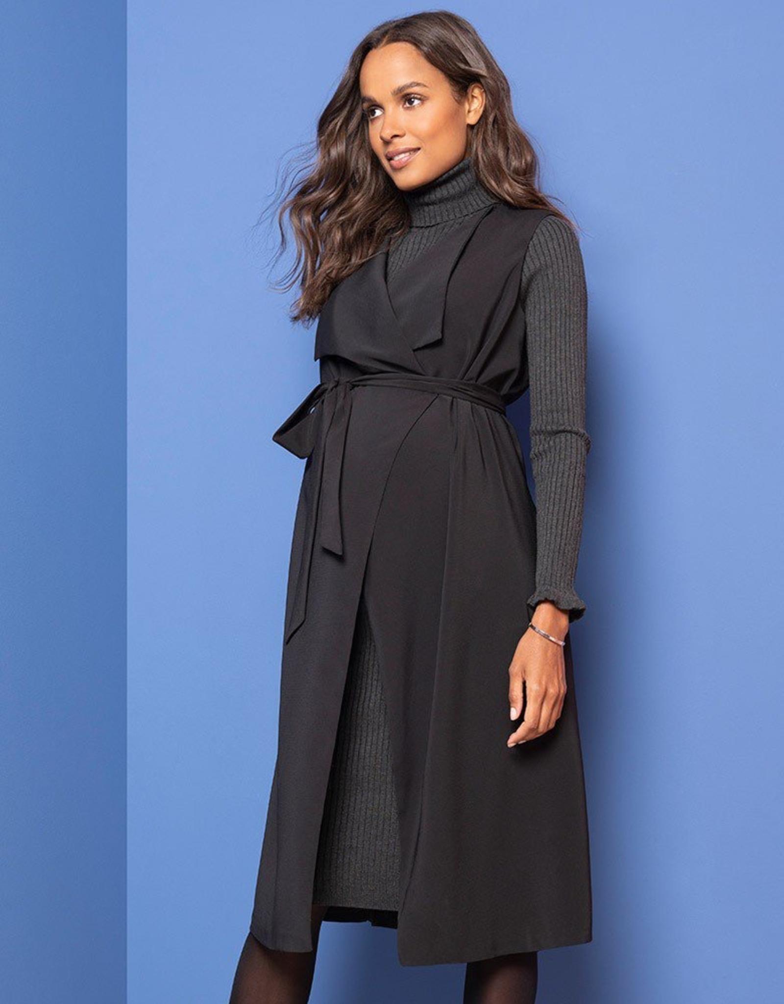 Seraphine Shirley Premium Sleeveless Maternity Jacket