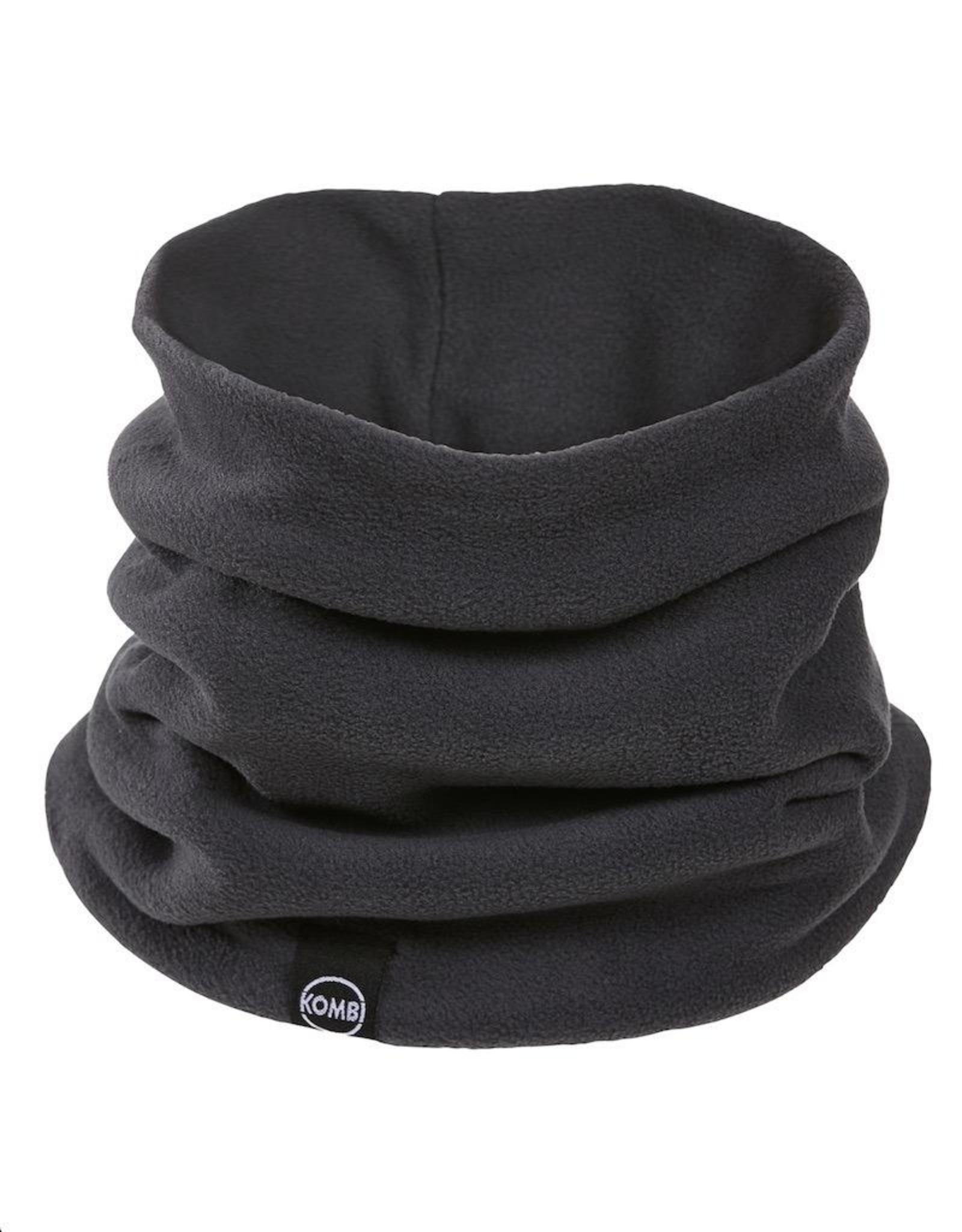 Kombi The Comfiest Fleece Children's Neck Warmer in Asphalt