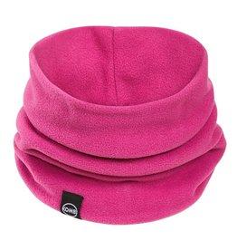 Kombi The Comfiest Fleece Children's Neck Warmer in Framboise