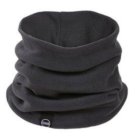 Kombi The Comfiest Fleece Junior Neck Warmer in Asphalt