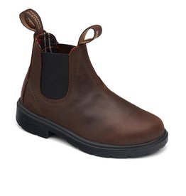 Blundstone 1468 - Kids Boots in Antique Brown