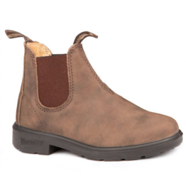 Blundstone 565 - Kids Boots in Rustic Brown