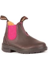 Blundstone Kids Blunnies Pink and Brown