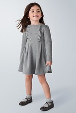 Mayoral Pleated Knitted Dress