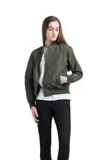 Herschel Supply Co. Womens' Varsity in Dark Olive