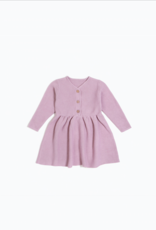 Lilac Knit Dress  for Girls