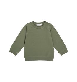 Kid's Unisex  Sweatshirt Knit, Khaki
