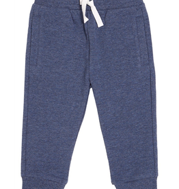 Unisex Pant Knit, Royal