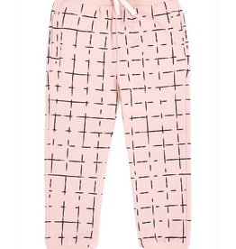 Unisex Baby Pant Knit, Pink