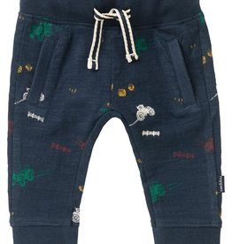 Noppies Kids Jansenville Baby Boy's Sweatpants in Dark Sapphire