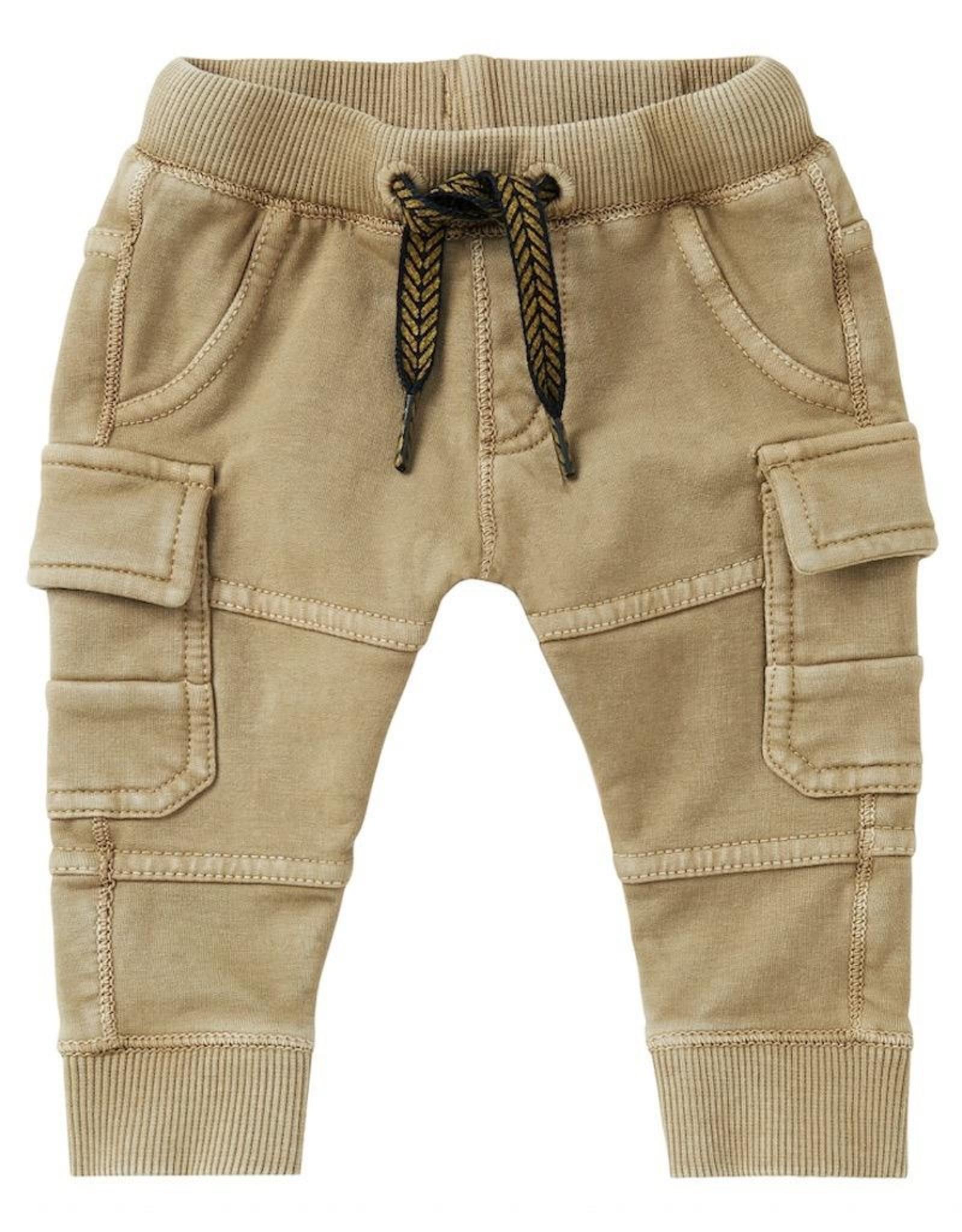 Noppies Kids Bisho Baby Boy's Sweatpants in Rabbit