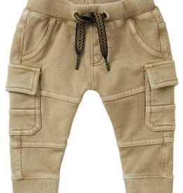 Noppies Kids Bisho Baby Boy's Sweatpants in Rabbit