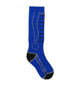 Kombi The Exclamation Junior Sock in Electric Blue