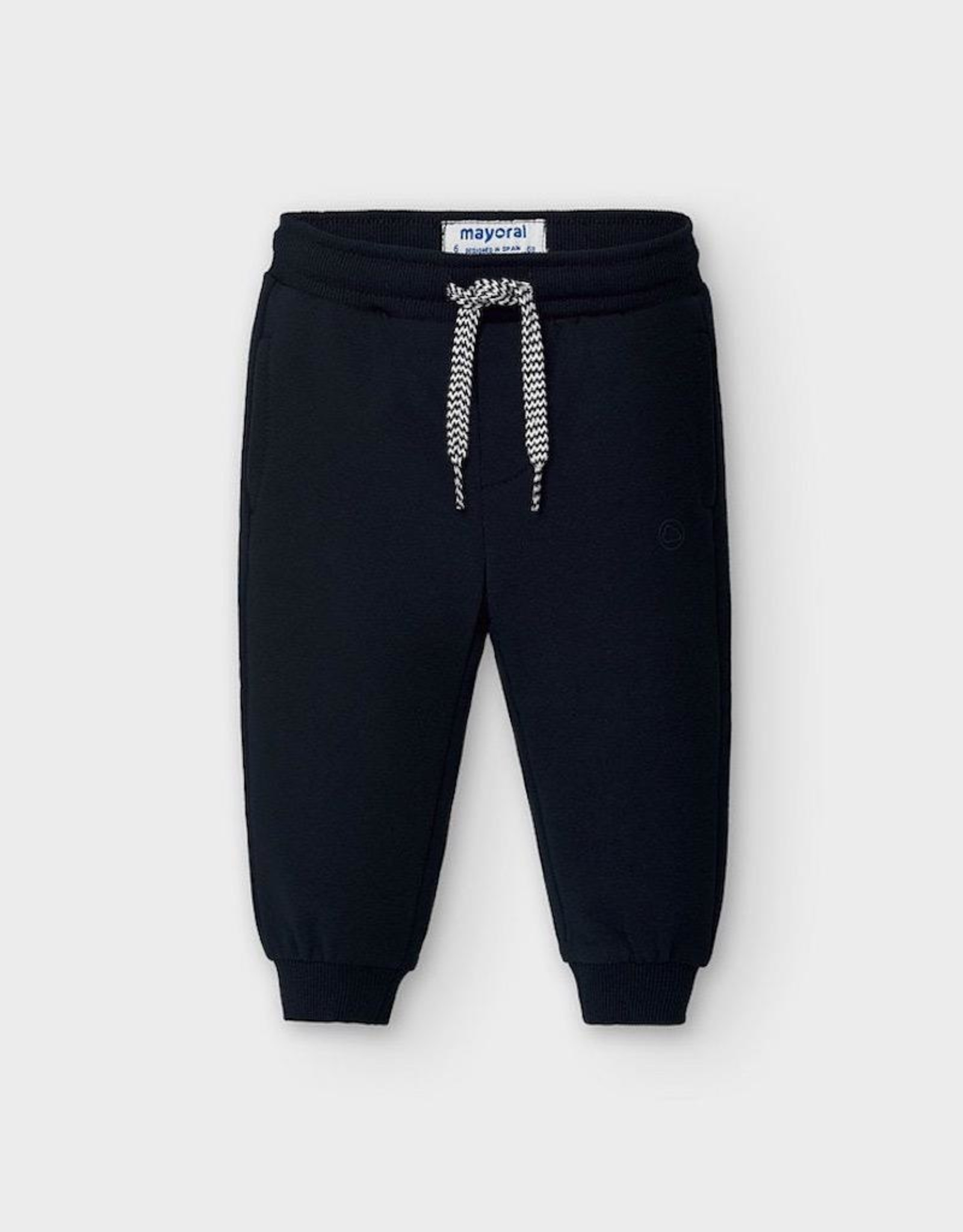Mayoral Long Baby Pants in Navy Blue
