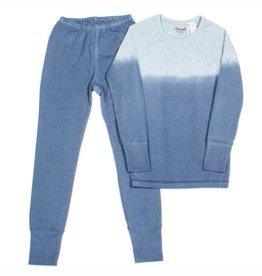 Blue Ombre Pajama Set