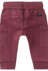 Noppies Kids Venterstad Baby Boy's Sweatpants in Dusty Red