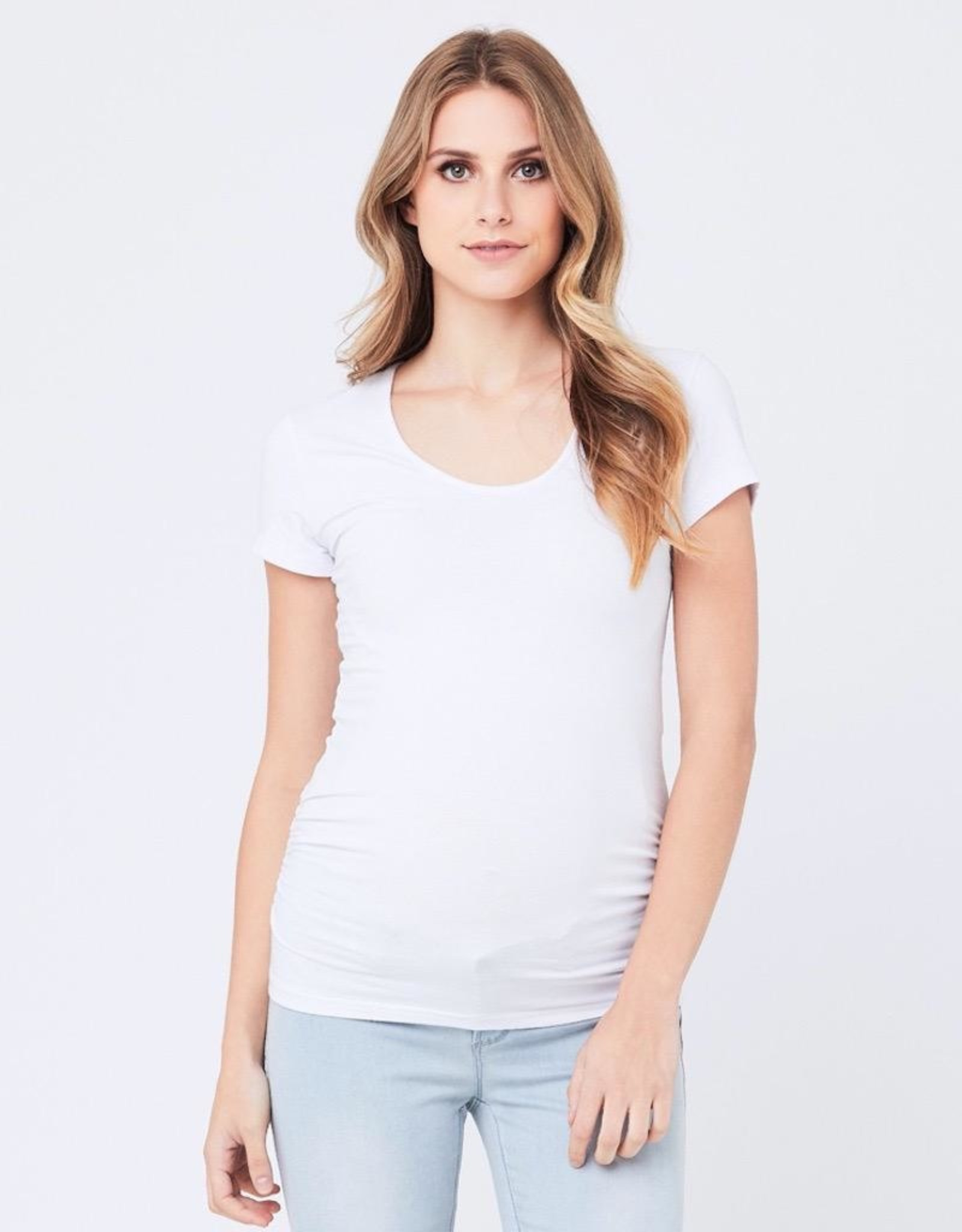 Ripe Maternity Tube Tee - Short Sleeve