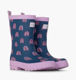 Hatley Rainbow Party Matte Rain Boots