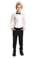 Appaman Plaza White Tuxedo Shirt