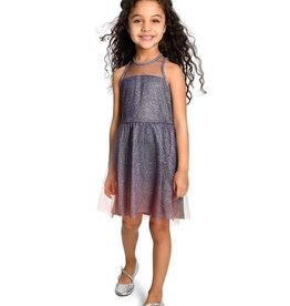 Appaman Sabrina Dress in Sparkle Ombre
