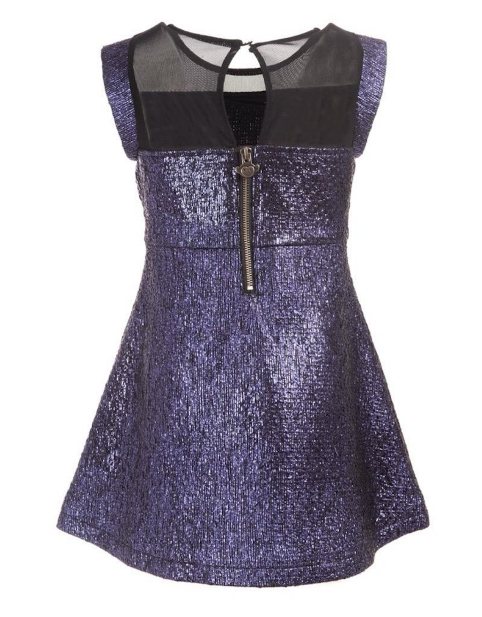 Appaman Mara Dress in Purple Rain