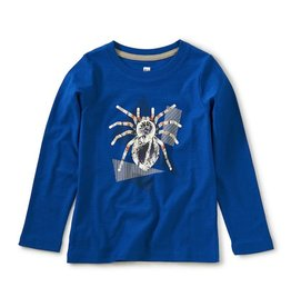 Tea Collection Spider Power Glow Graphic Tee