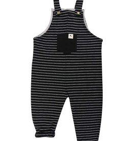 Turtledove London Stripe Easy Fit Dungarees
