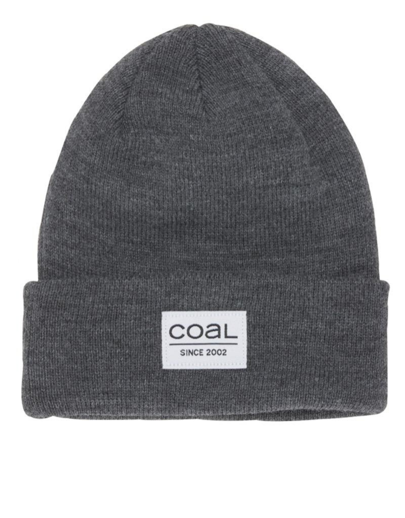 Coal Standard Kids Charcoal Beanie