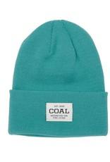 Coal The Uniform Knit Cuff Beanie in Mint