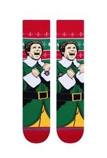 Stance Socks Elf Cold Outside Adult Scoks