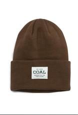Coal The Uniform Knit Cuff Beanie in Light Brown