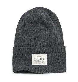 Coal The Uniform Knit Cuff Beanie in Charcoal