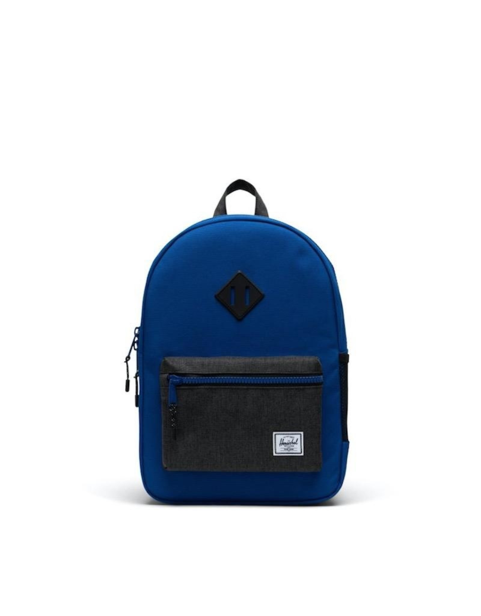 Herschel Supply Co. Heritage Backpack | Youth, Surf The Web/Black Crosshatch, 16L