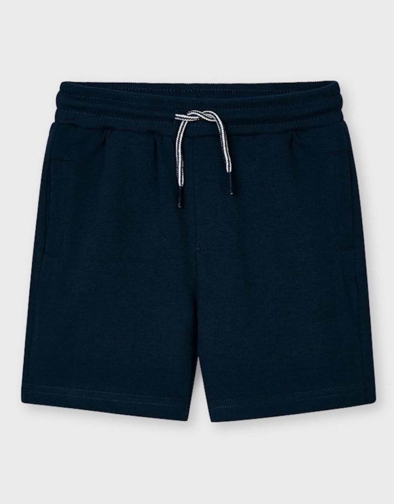 Mayoral Navy Blue Sporty Shorts