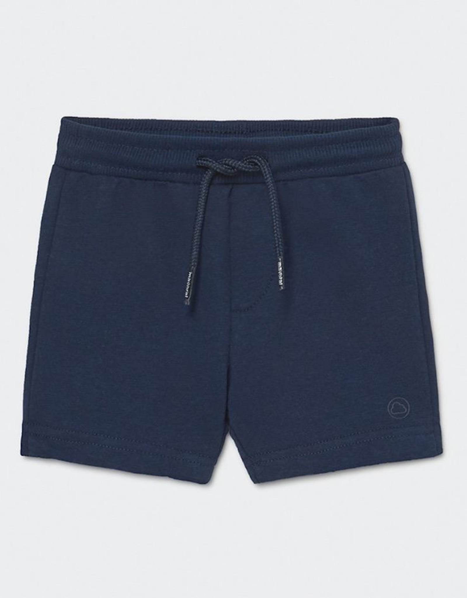 Mayoral Nautical Basic Plush Baby Shorts