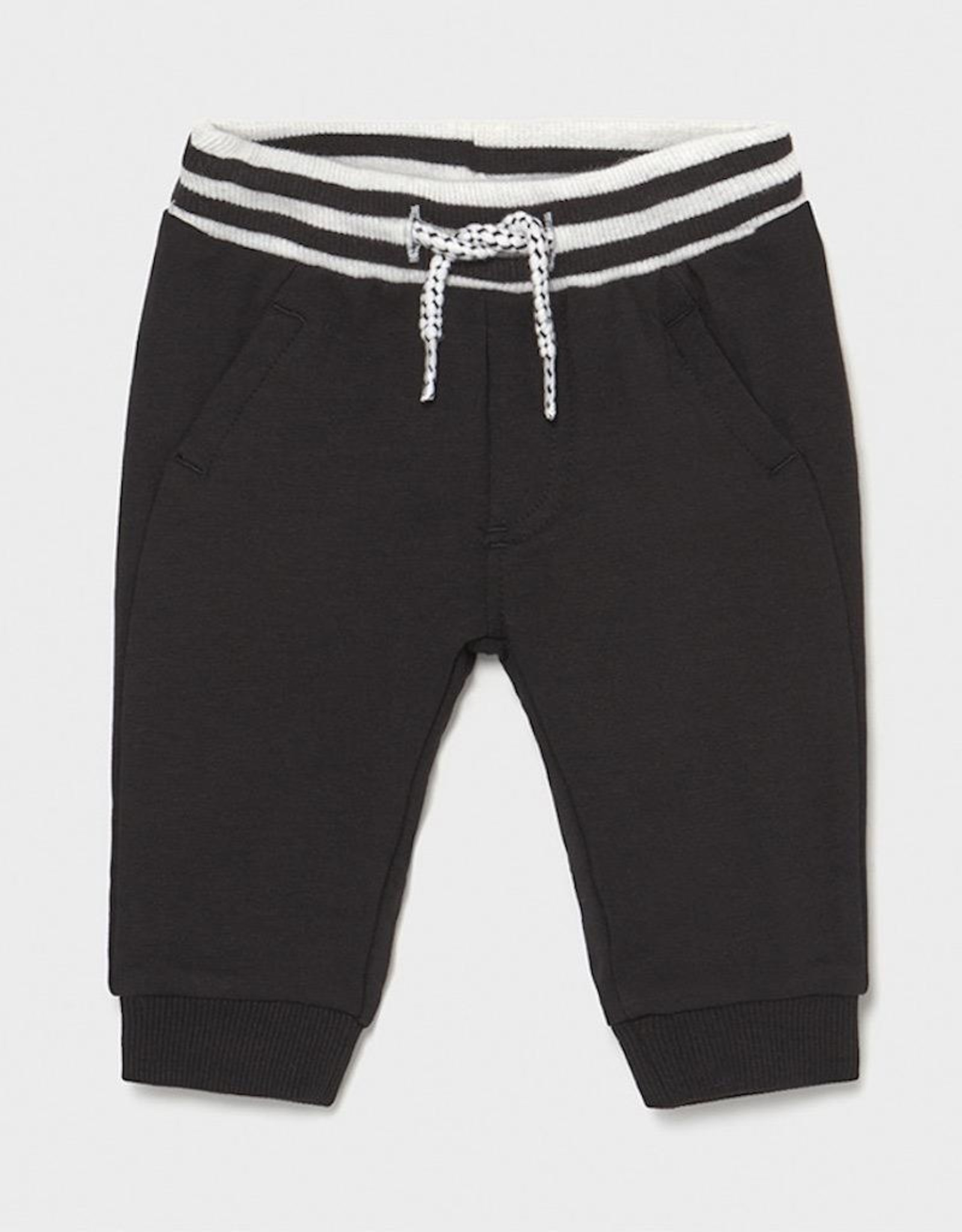 Mayoral Black Long Baby Pants