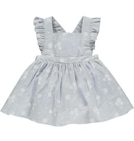 Vignette Maeve Blue Dandelion Dress
