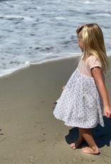 Vignette Olivia Pink and Floral Dress