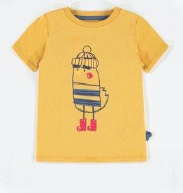Souris Mini Little Bird Short-sleeve Yellow T-shirt