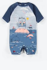 Souris Mini Short-sleeve One-piece Swimsuit