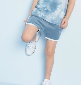 Candy Sky Terry Cloth Shorts