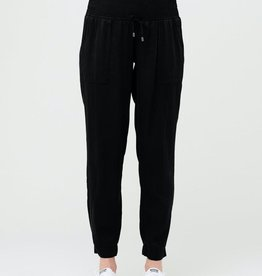 Ripe Maternity Black Tencel Off Duty Pant
