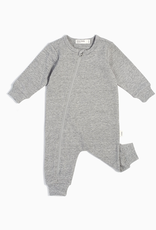 """""""Miles Basic"""" Heather Grey Playsuit for Baby"""