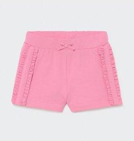 Mayoral Camellia Ruffled Baby Shorts