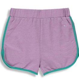 Birdz Children Retro Shorts in Lilac
