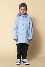 Go Soaky Blue Fog Lazy Geese Raincoat