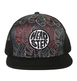 Headster Kids Monstera Trucker Adjustable Hat